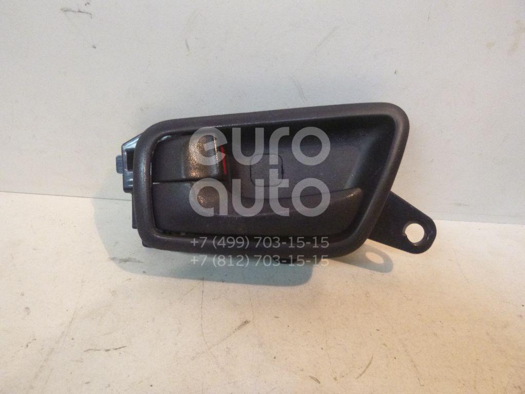 Ручка двери передней внутренняя левая для Hyundai Sonata V (NF) 2005-2010 - Фото №1
