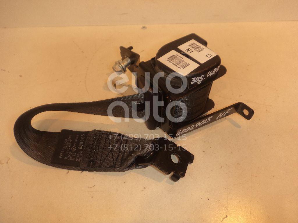 Ремень безопасности для Hyundai Sonata V (NF) 2005-2010 - Фото №1