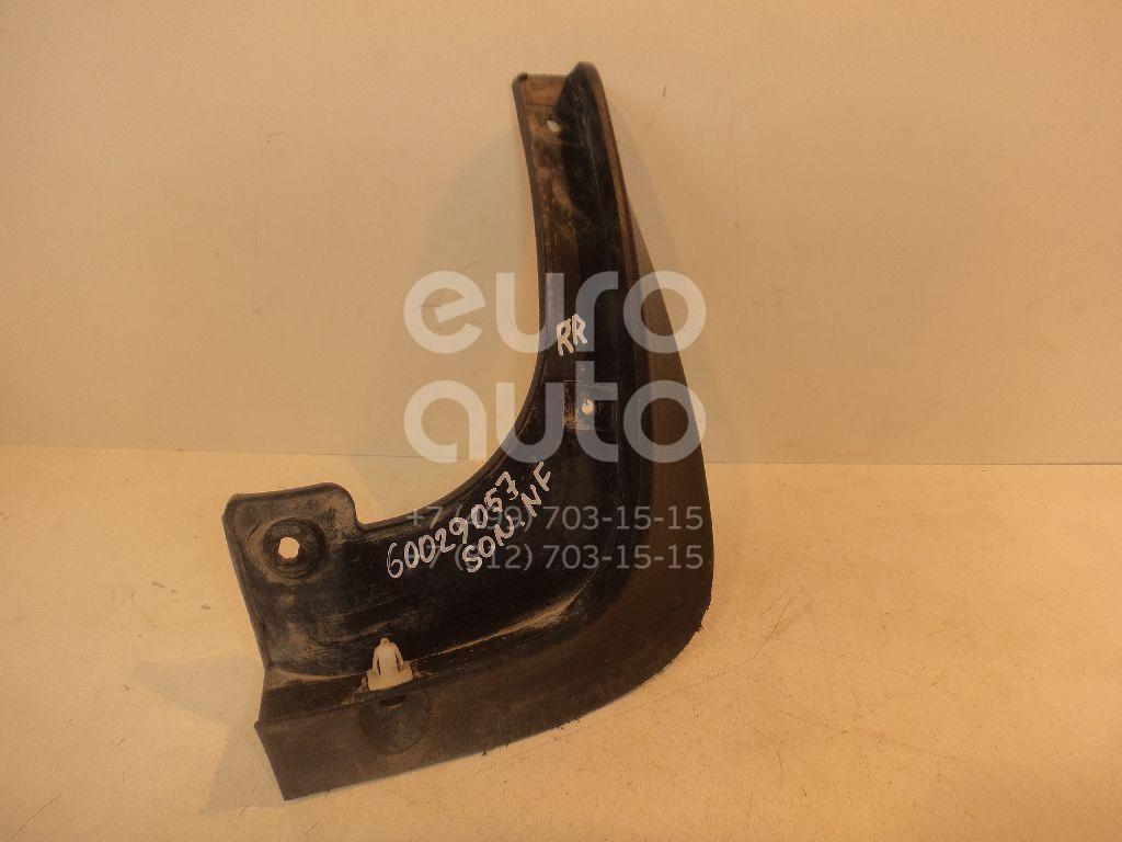 Брызговик задний правый для Hyundai Sonata NF# 2005> - Фото №1