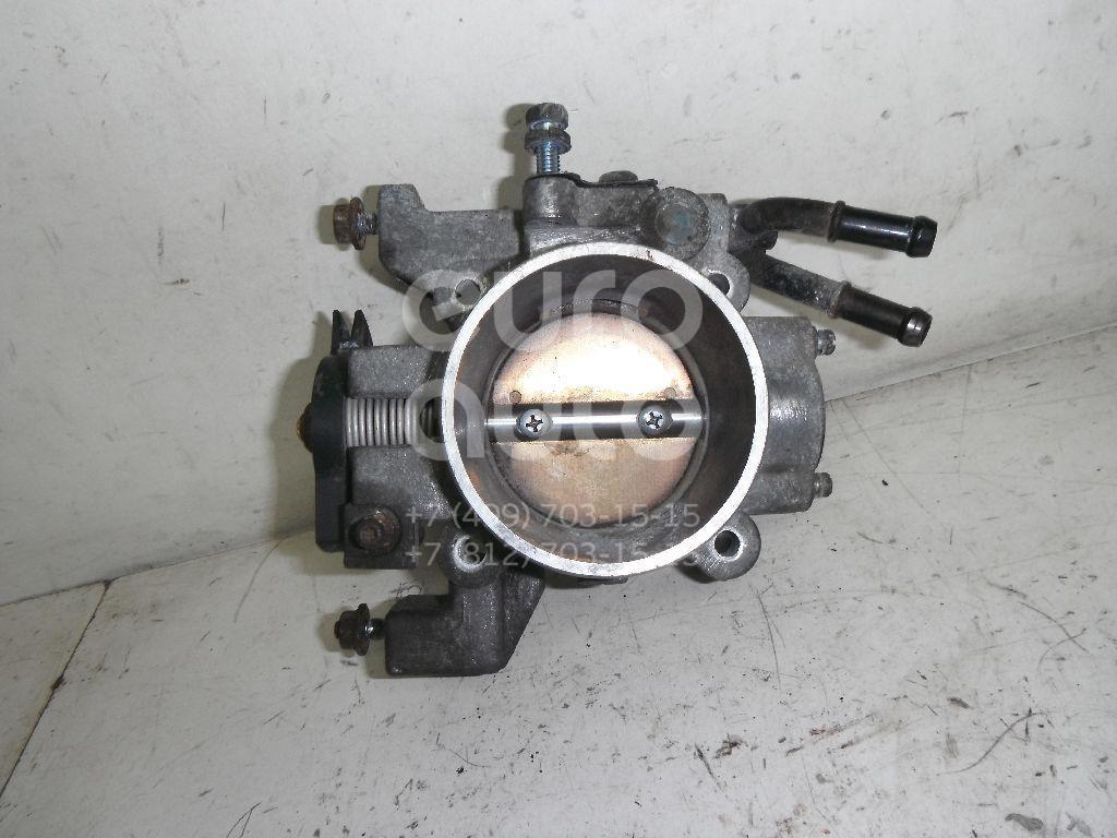 Заслонка дроссельная механическая для Hyundai Sonata V (NF) 2005-2010 - Фото №1