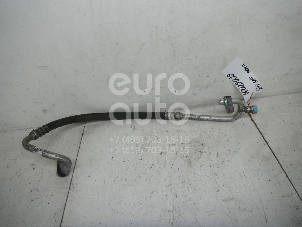 Трубка кондиционера для Hyundai Sonata V (NF) 2005-2010 - Фото №1