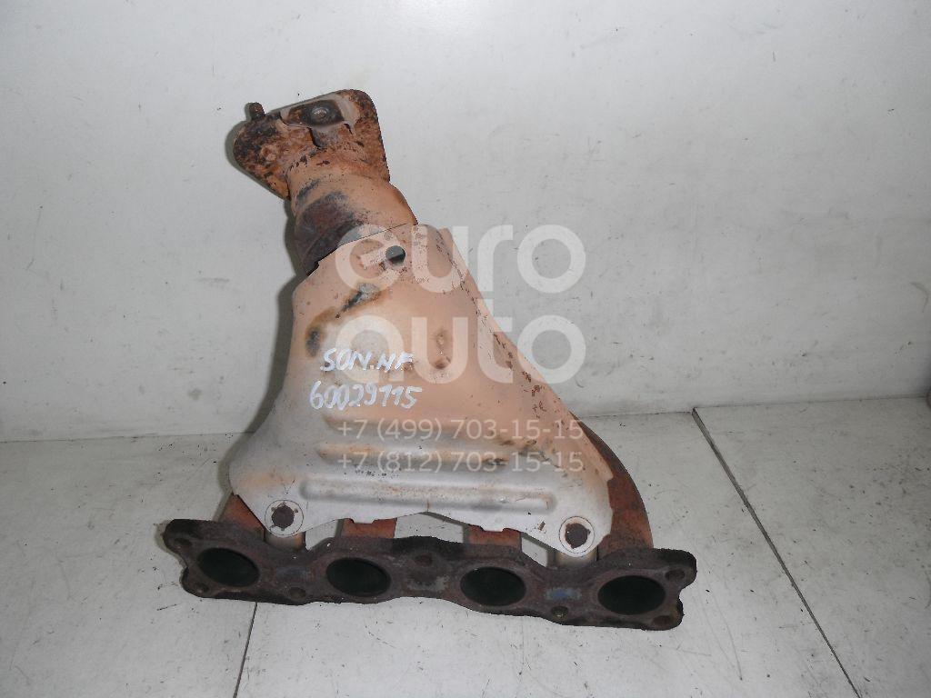 Коллектор выпускной для Kia Sonata NF# 2005>;Magentis 2005> - Фото №1