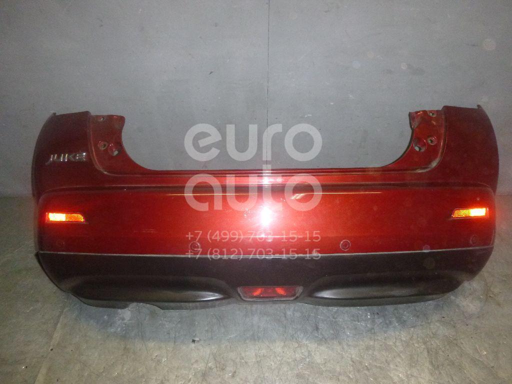 Бампер задний для Nissan Juke (F15) 2011> - Фото №1