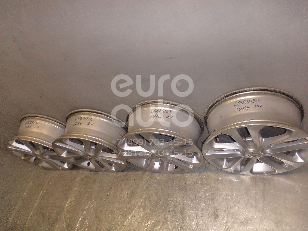 Диски колесные легкосплавные (к-кт) для Nissan Juke (F15) 2011> - Фото №1