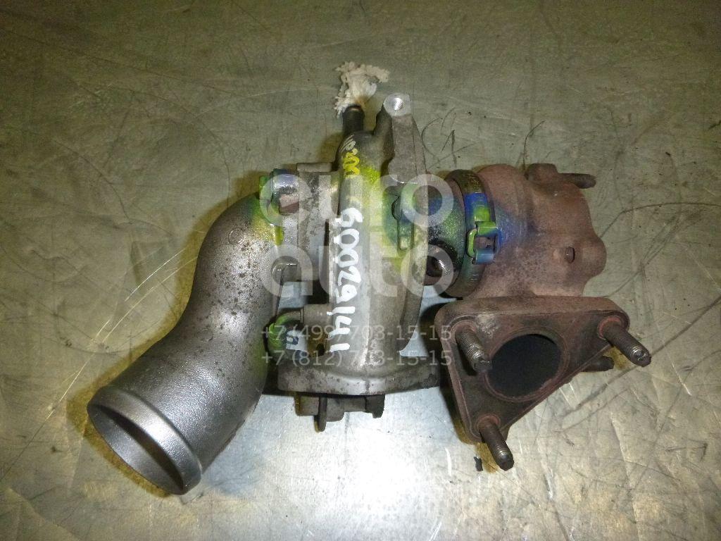 Турбокомпрессор (турбина) для Nissan NP300 2008>;King Cab D22 1998-2005 - Фото №1