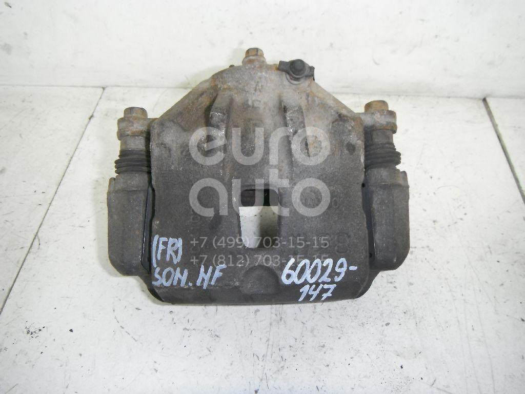 Суппорт передний правый для Hyundai Sonata V (NF) 2005-2010 - Фото №1