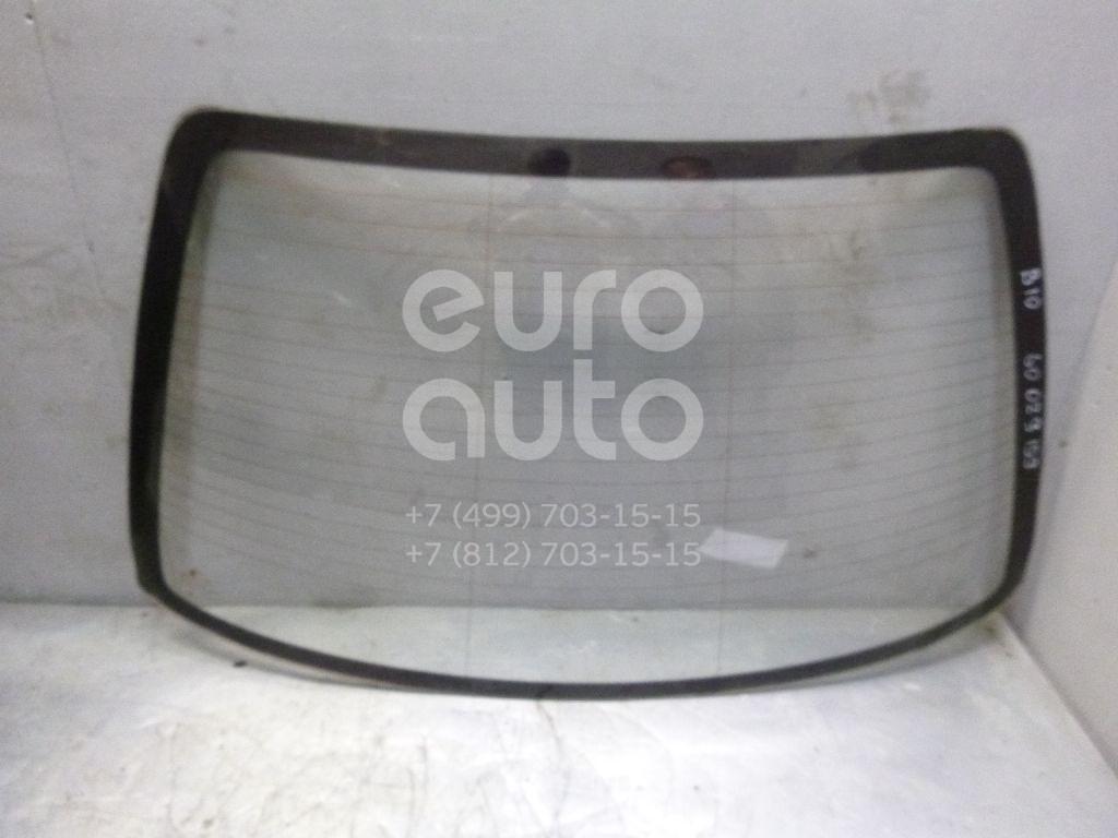 Стекло заднее для Nissan Almera Classic (B10) 2006-2013 - Фото №1