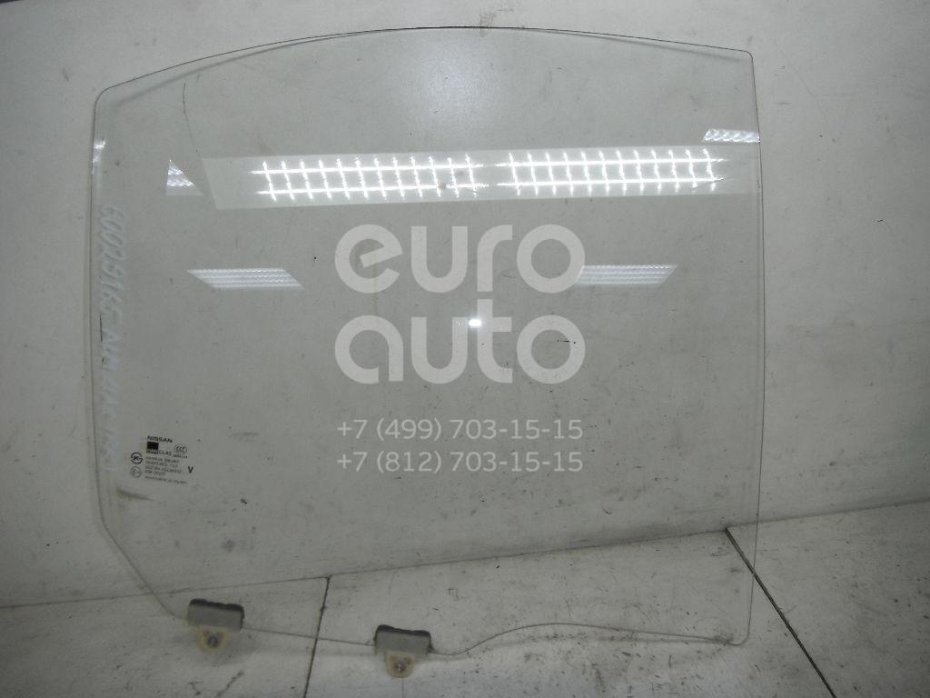 Стекло двери задней правой для Nissan Almera Classic (B10) 2006-2013 - Фото №1