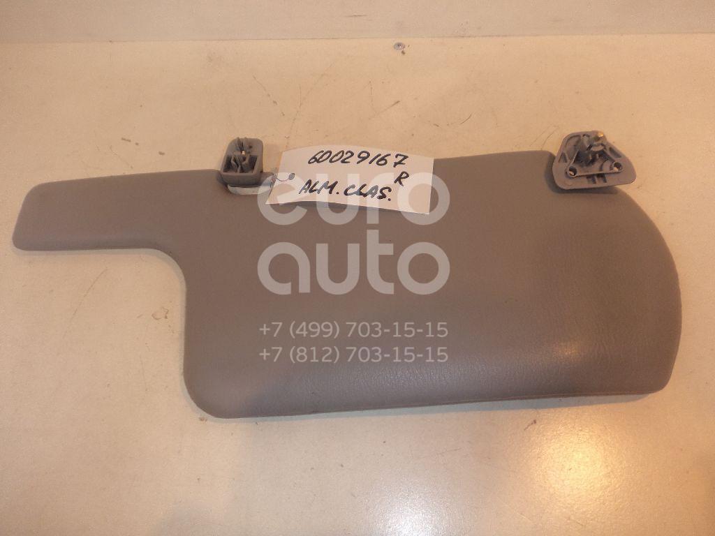 Козырек солнцезащитный (внутри) для Nissan Almera Classic (B10) 2006> - Фото №1