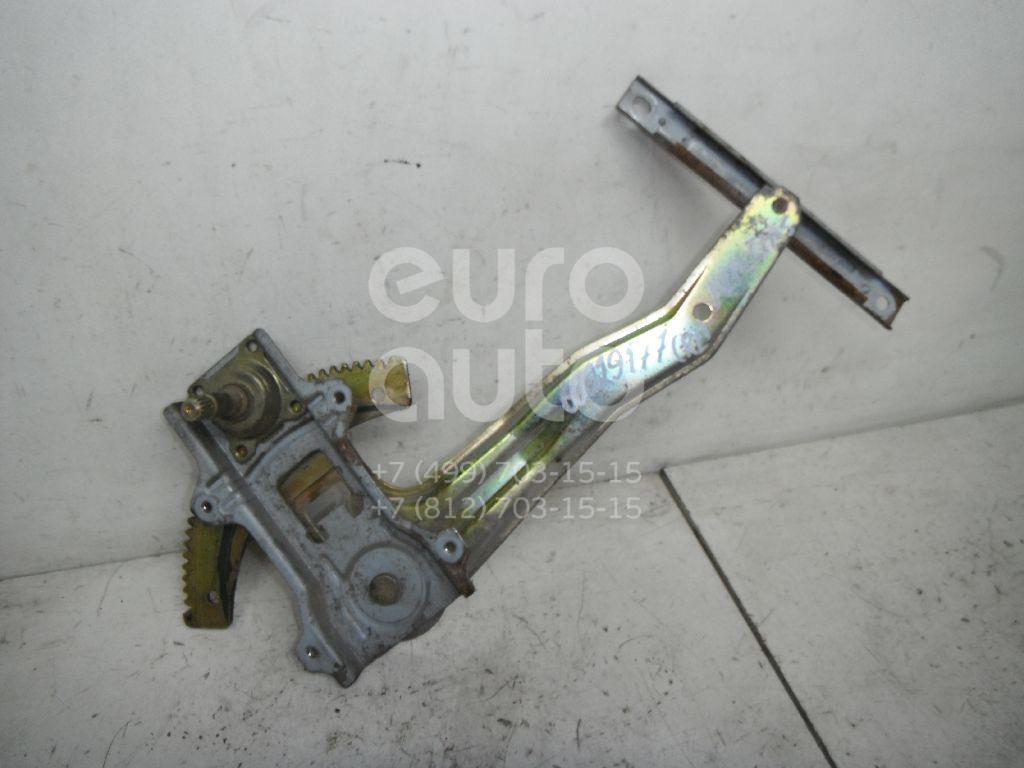 Стеклоподъемник механ. задний левый для Nissan Almera Classic (B10) 2006-2013 - Фото №1