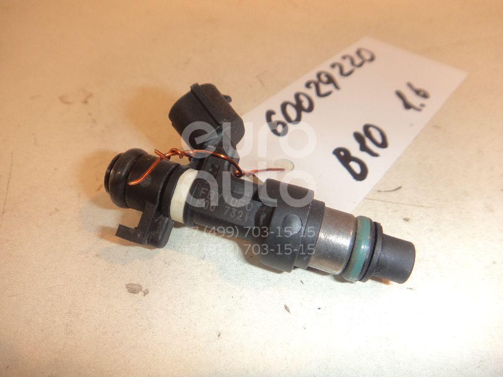 Форсунка инжекторная электрическая для Nissan Almera Classic (B10) 2006-2013 - Фото №1