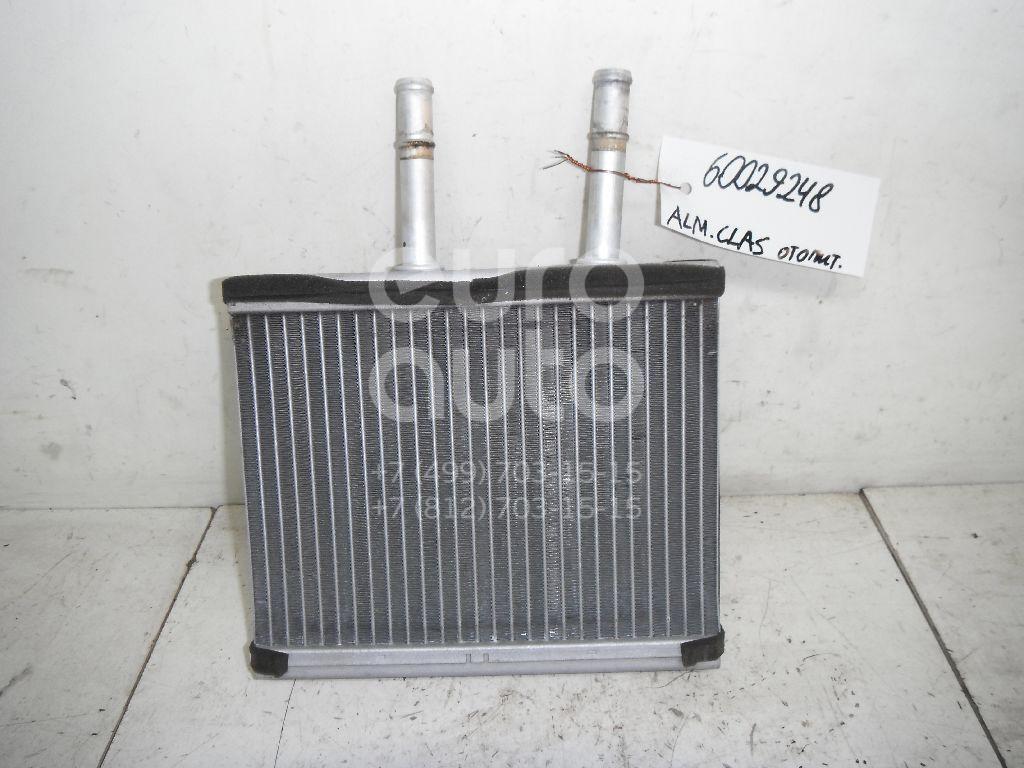Радиатор отопителя для Nissan Almera Classic (B10) 2006-2013 - Фото №1