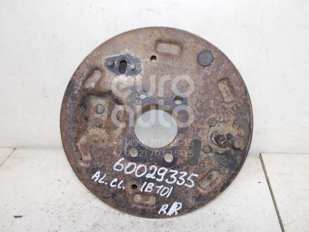 Щит опорный задний правый для Nissan Almera Classic (B10) 2006-2013 - Фото №1