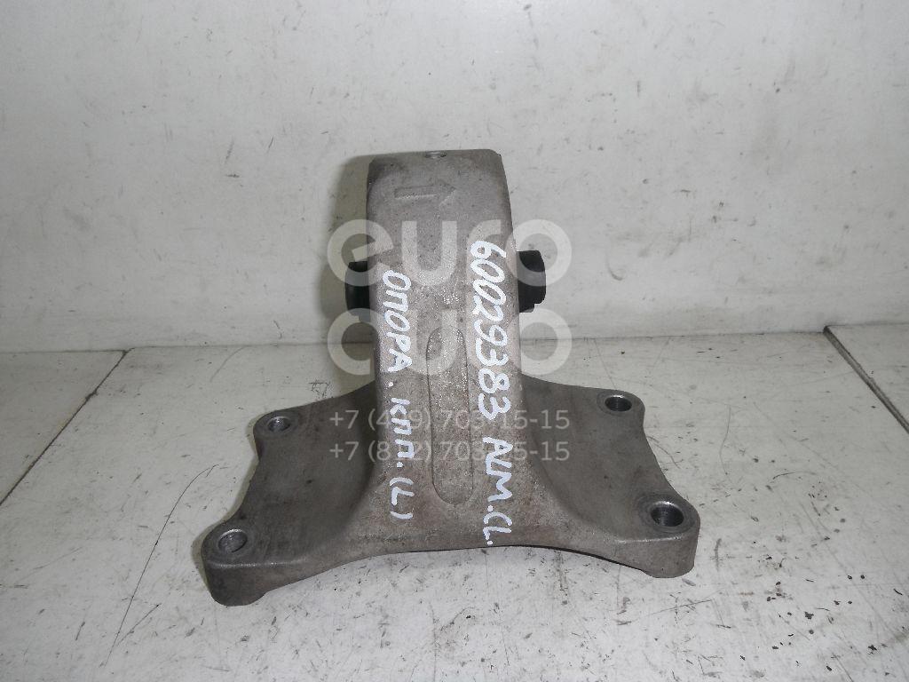 Опора КПП левая для Nissan Almera Classic (B10) 2006-2013;Almera Tino 2000-2006;Almera N16 2000-2006;Primera P12E 2002-2007 - Фото №1