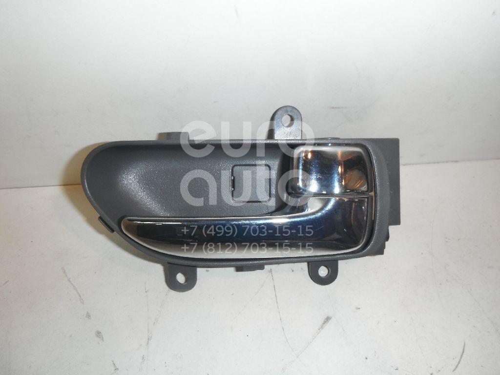 Ручка двери внутренняя правая для Nissan X-Trail (T31) 2007-2014 - Фото №1