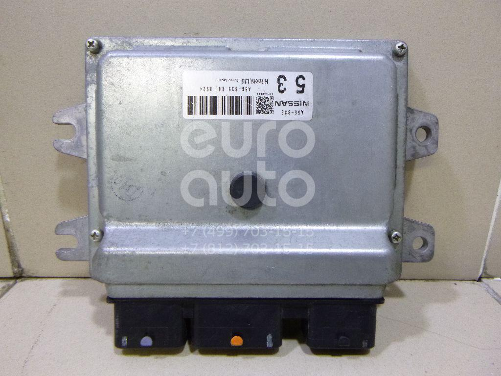 Блок управления двигателем для Nissan X-Trail (T31) 2007-2014 - Фото №1