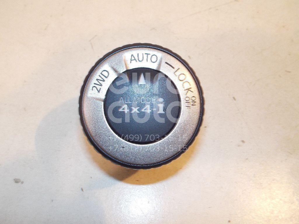 Кнопка блокировки дифференциала для Nissan X-Trail (T31) 2007-2014 - Фото №1