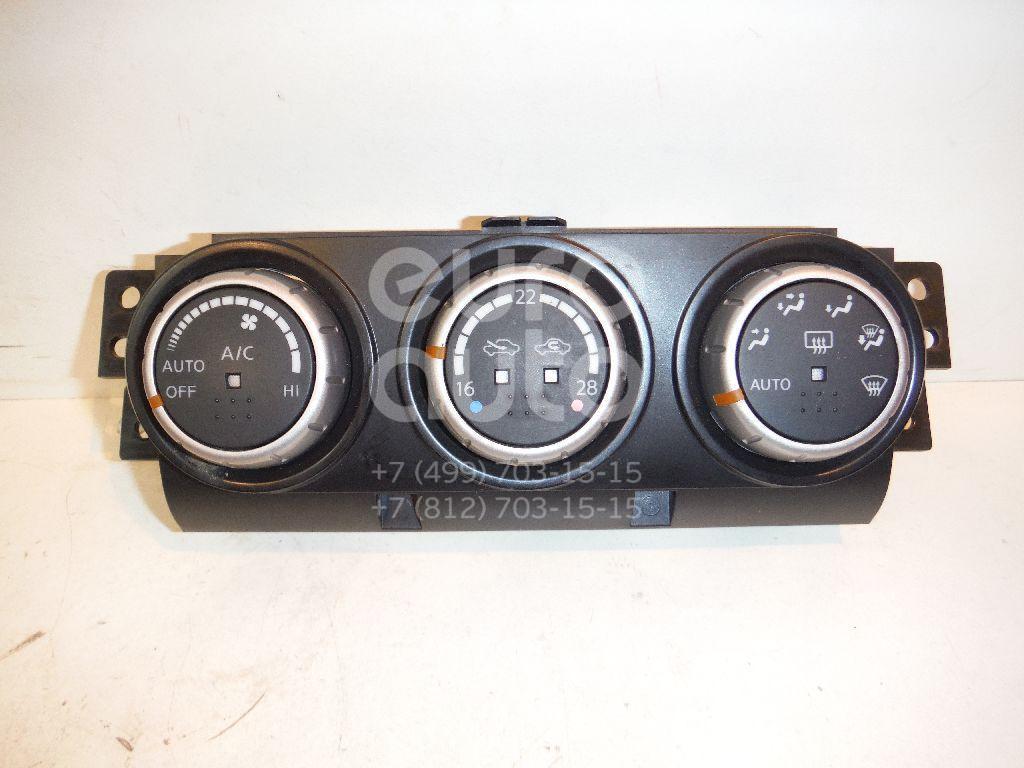 Блок управления климатической установкой для Nissan X-Trail (T31) 2007-2014 - Фото №1