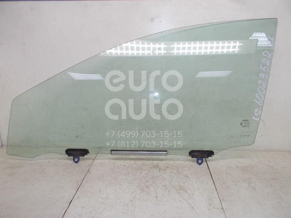 Стекло двери передней левой для Toyota Auris E18 2012> - Фото №1