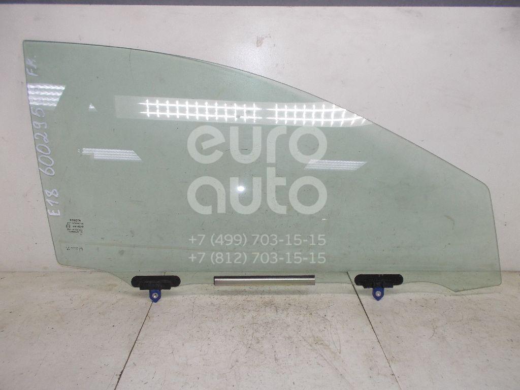 Стекло двери передней правой для Toyota Auris E18 2012> - Фото №1