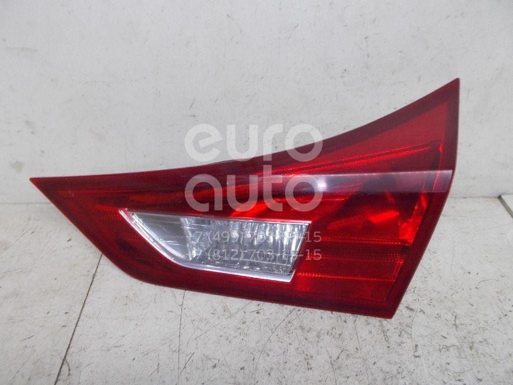Фонарь задний внутренний правый для Toyota Auris E18 2012> - Фото №1