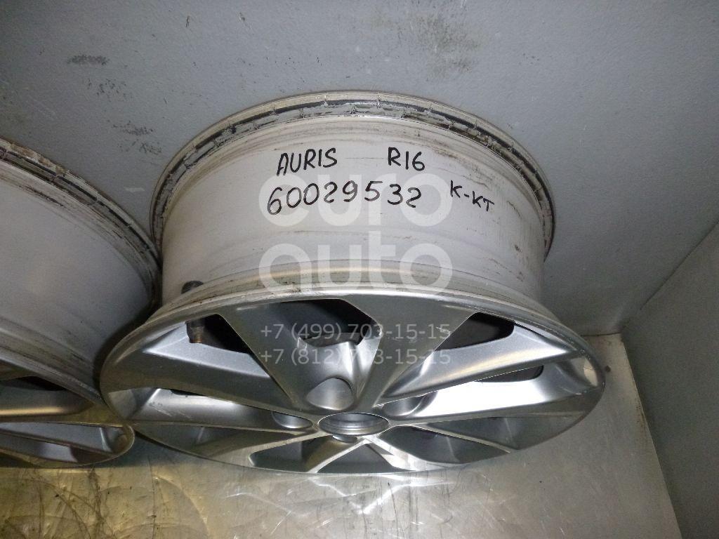 Диски колесные легкосплавные (к-кт) для Toyota Auris E18 2012> - Фото №1