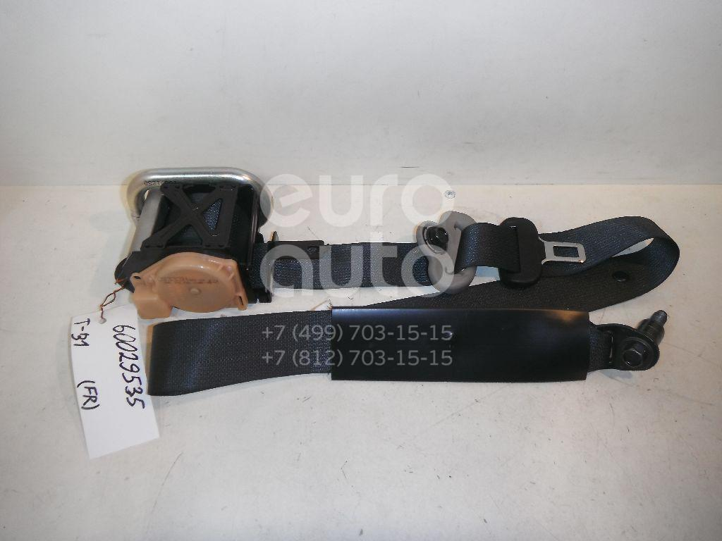 Ремень безопасности с пиропатроном для Nissan X-Trail (T31) 2007-2014 - Фото №1