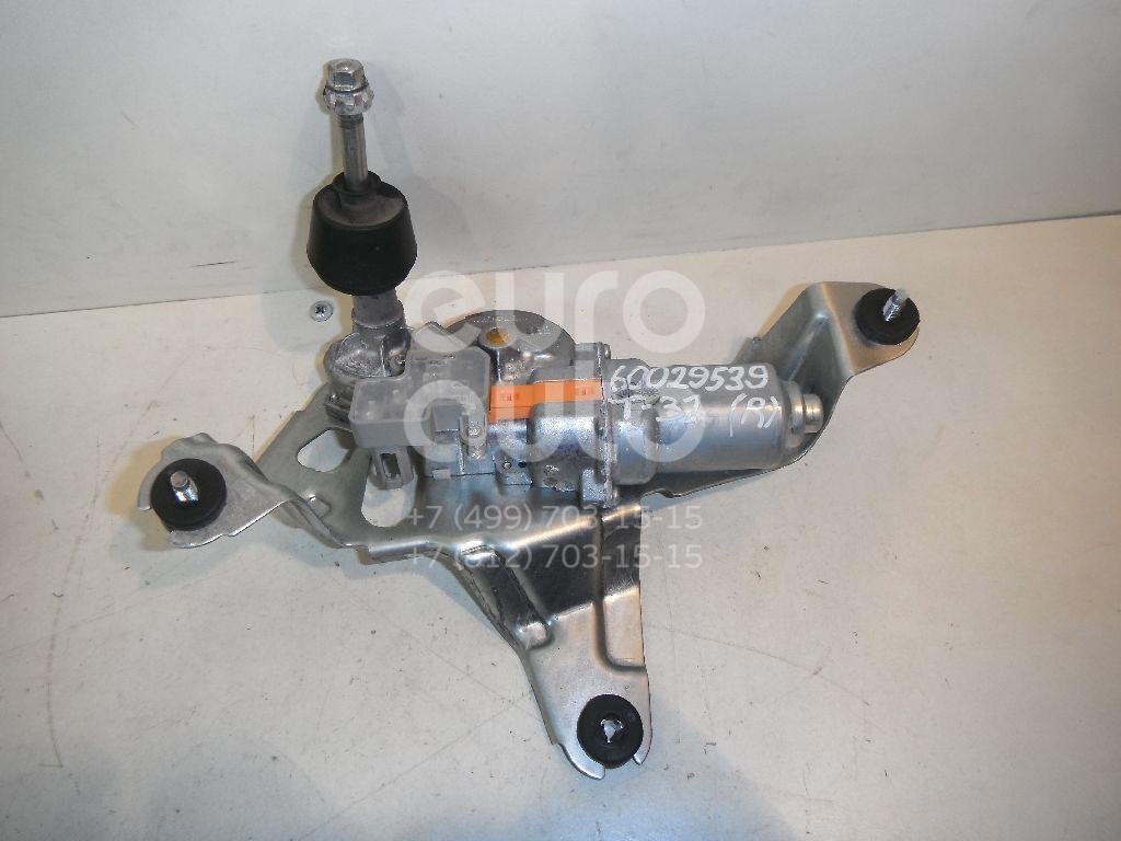Моторчик стеклоочистителя задний для Nissan X-Trail (T31) 2007-2014 - Фото №1