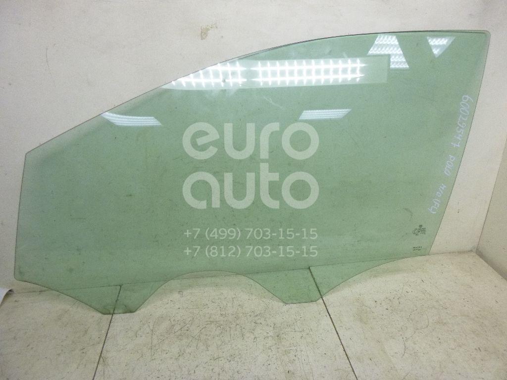 Стекло двери передней левой для VW Polo (HB) 2009> - Фото №1