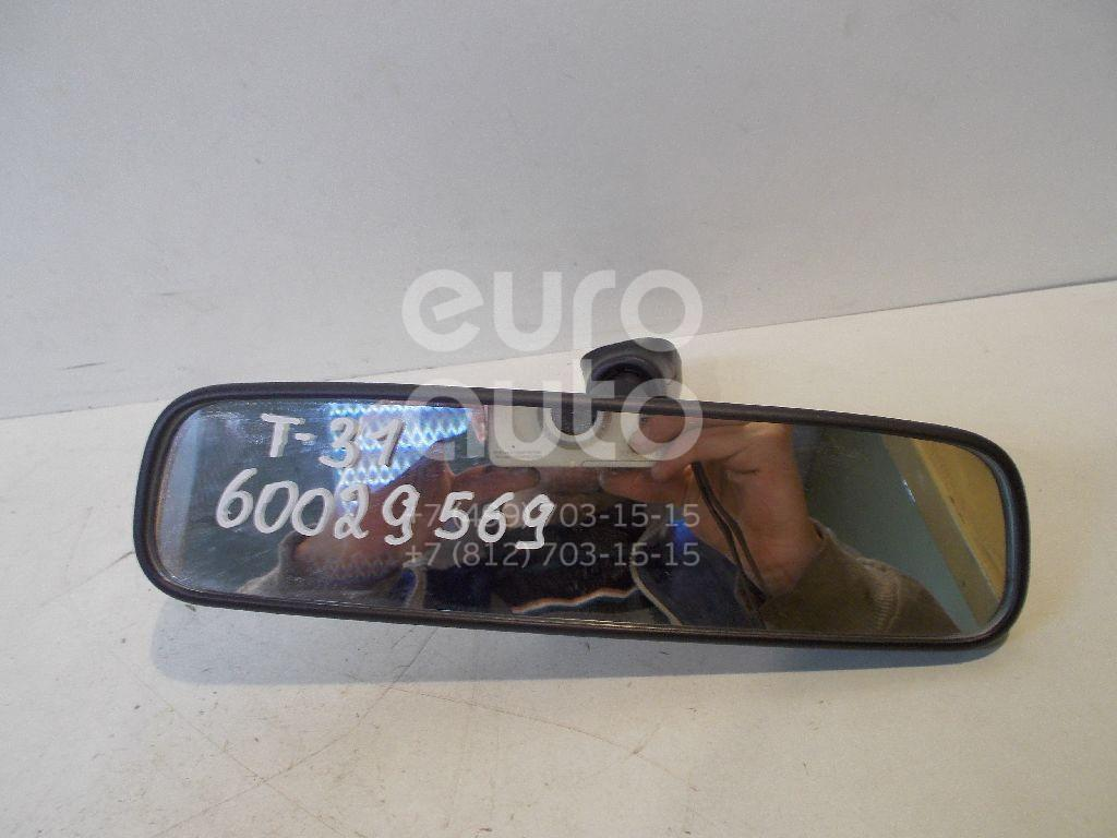 Зеркало заднего вида для Nissan X-Trail (T31) 2007-2014;Murano (Z50) 2004-2008;Teana J31 2006-2008;G (V35) 2002-2007;Tiida (C11) 2007>;EX/QX50 (J50) 2008>;Teana J32 2008-2013;Murano (Z51) 2008-2016;Patrol (Y62) 2010>;Juke (F15) 2011> - Фото №1