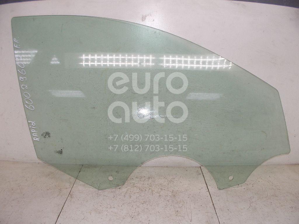 Стекло двери передней правой для Seat Rapid 2013>;Toledo 2013> - Фото №1