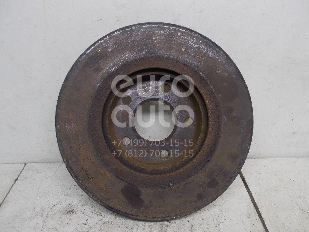 Диск тормозной передний вентилируемый для Nissan X-Trail (T31) 2007-2014;Qashqai (J10) 2006-2014;Juke (F15) 2011>;Qashqai+2 (JJ10) 2008-2014 - Фото №1