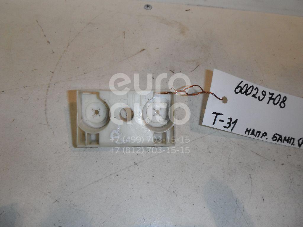 Направляющая переднего бампера для Nissan X-Trail (T31) 2007-2014 - Фото №1