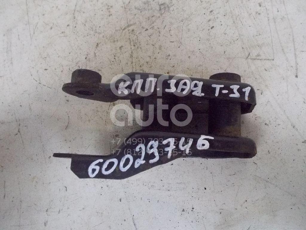 Кронштейн КПП для Nissan X-Trail (T31) 2007-2014;X-Trail (T30) 2001-2006;Qashqai (J10) 2006-2014;Qashqai+2 (JJ10) 2008-2014 - Фото №1