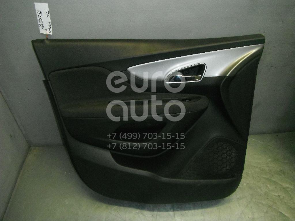 Обшивка двери передней левой для Opel Mokka 2012> - Фото №1