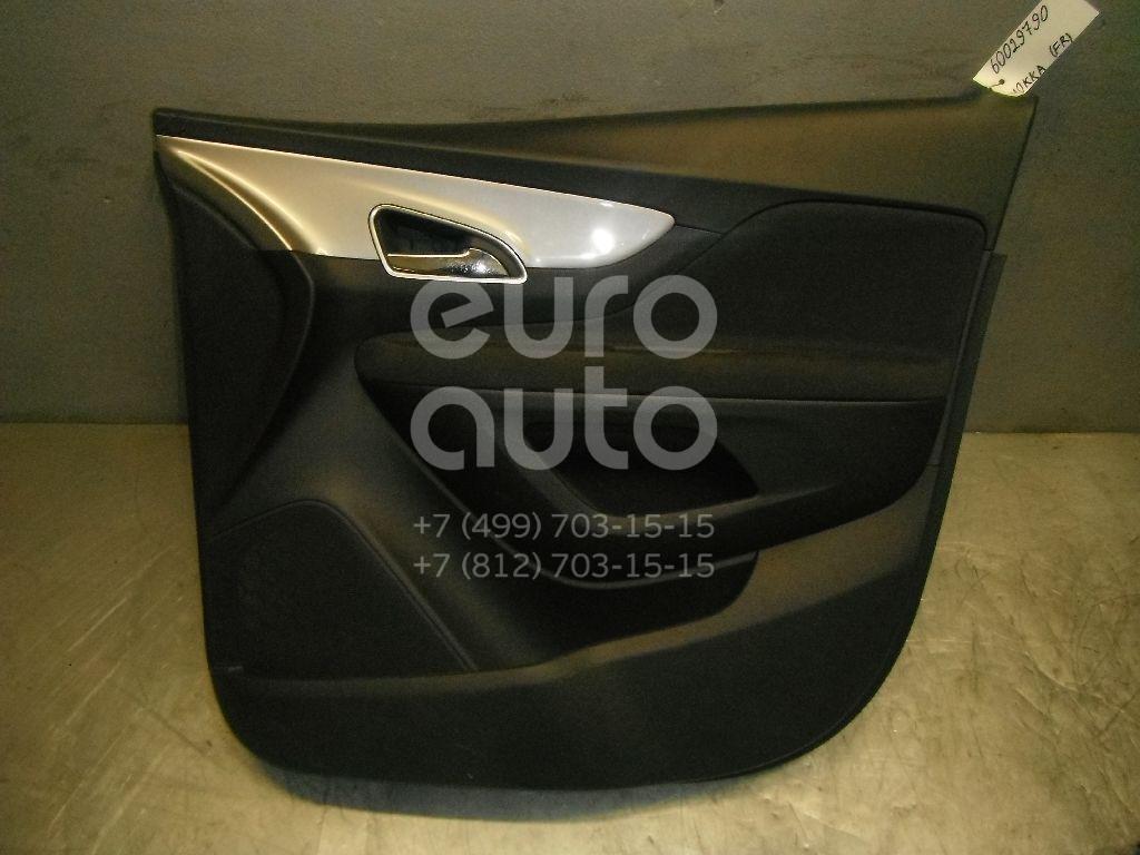 Обшивка двери передней правой для Opel Mokka 2012> - Фото №1