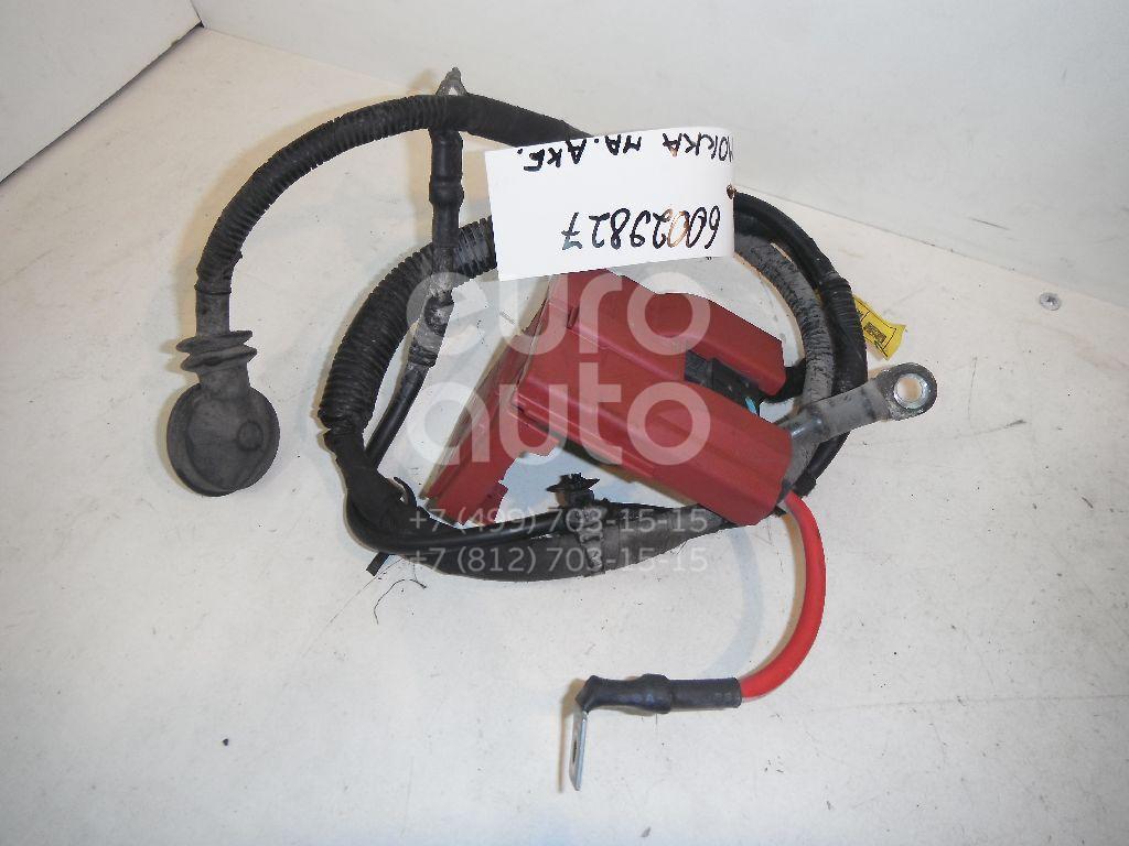 Клемма аккумулятора плюс для Opel Mokka 2012> - Фото №1
