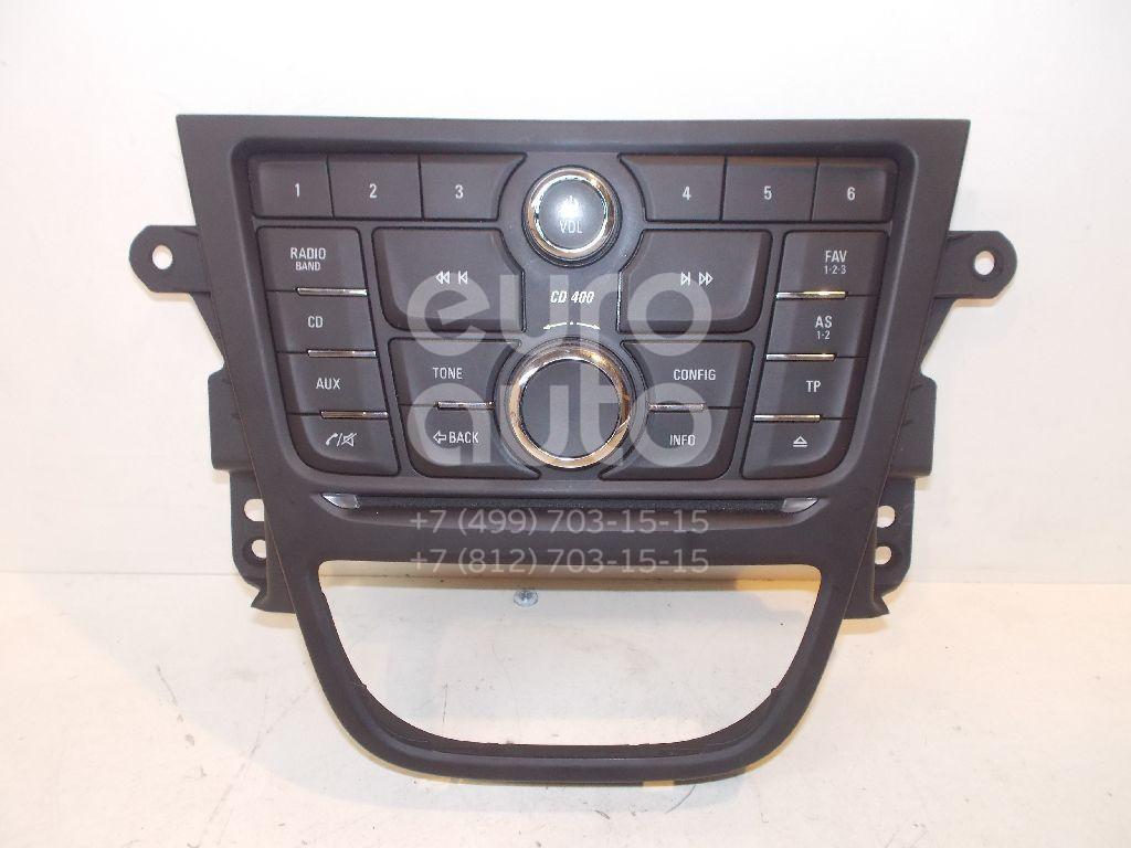 Магнитола для Opel Mokka 2012> - Фото №1