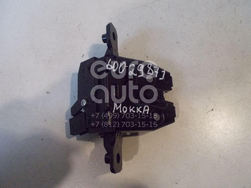Замок багажника для Opel Mokka 2012> - Фото №1