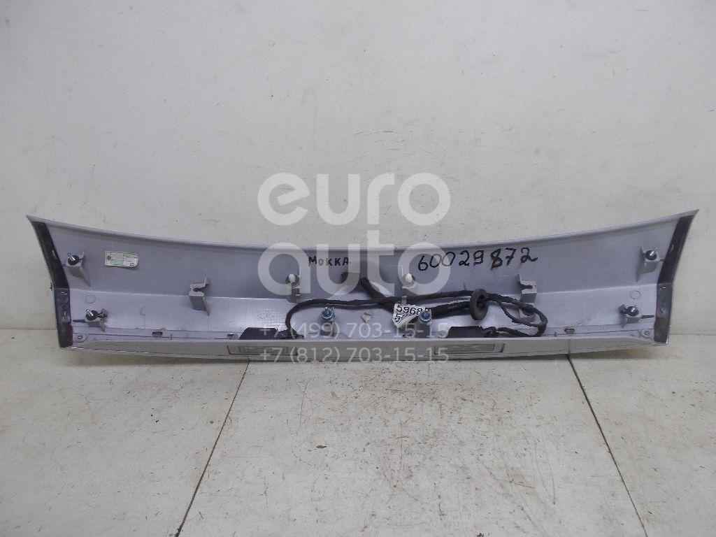Накладка двери багажника для Opel Mokka 2012> - Фото №1