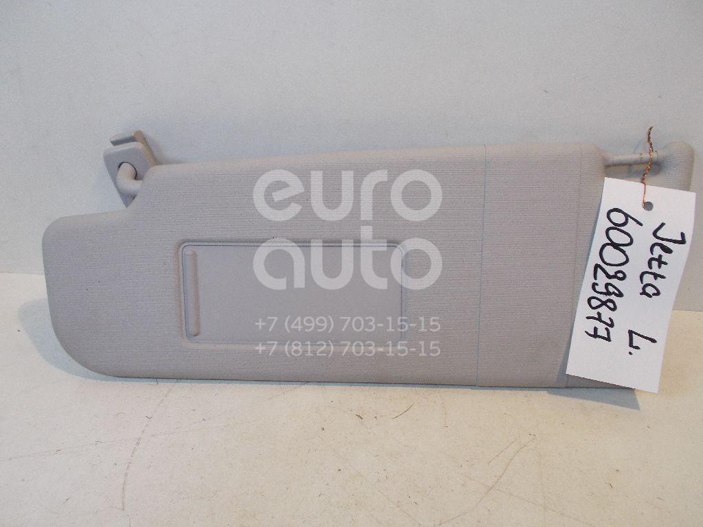 Козырек солнцезащитный (внутри) для VW Jetta 2006-2011;Passat [B6] 2005-2010 - Фото №1