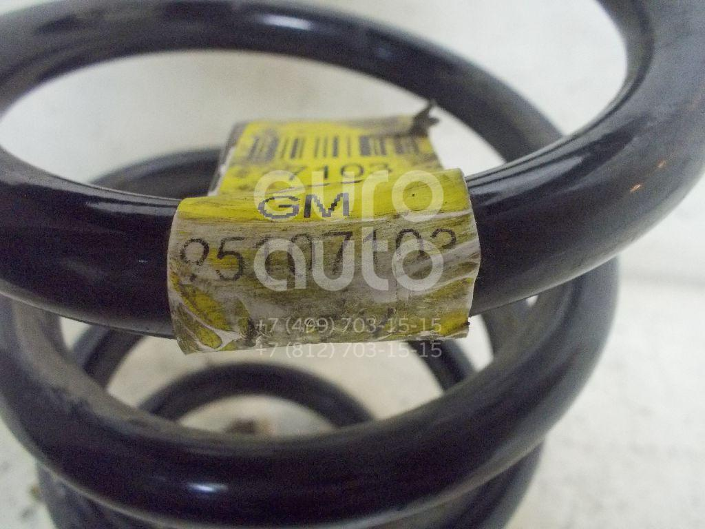 Пружина задняя для Opel Mokka 2012> - Фото №1
