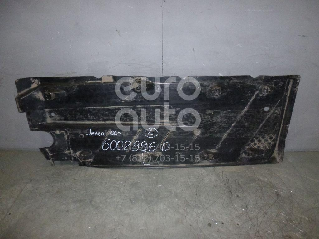 Защита антигравийная для VW,Skoda,Seat Jetta 2006-2011;Golf V 2003-2009;Octavia (A5 1Z-) 2004-2013;Leon (1P1) 2005-2013;Altea 2004-2015;Toledo III 2004-2009;Yeti 2009> - Фото №1