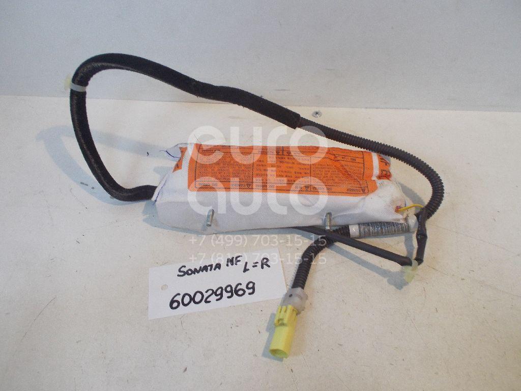 Подушка безопасности боковая (в сиденье) для Hyundai Sonata V (NF) 2005-2010 - Фото №1