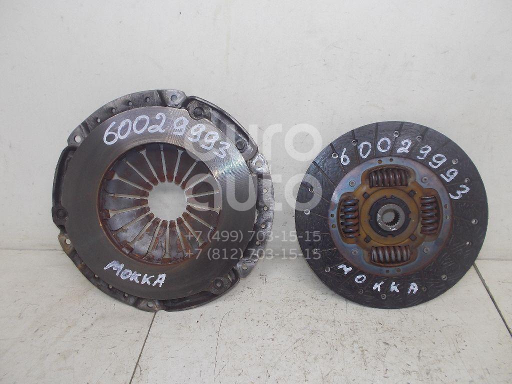 К-кт сцепления для Opel,Chevrolet Mokka 2012>;Cruze 2009-2016;Orlando 2011-2015 - Фото №1