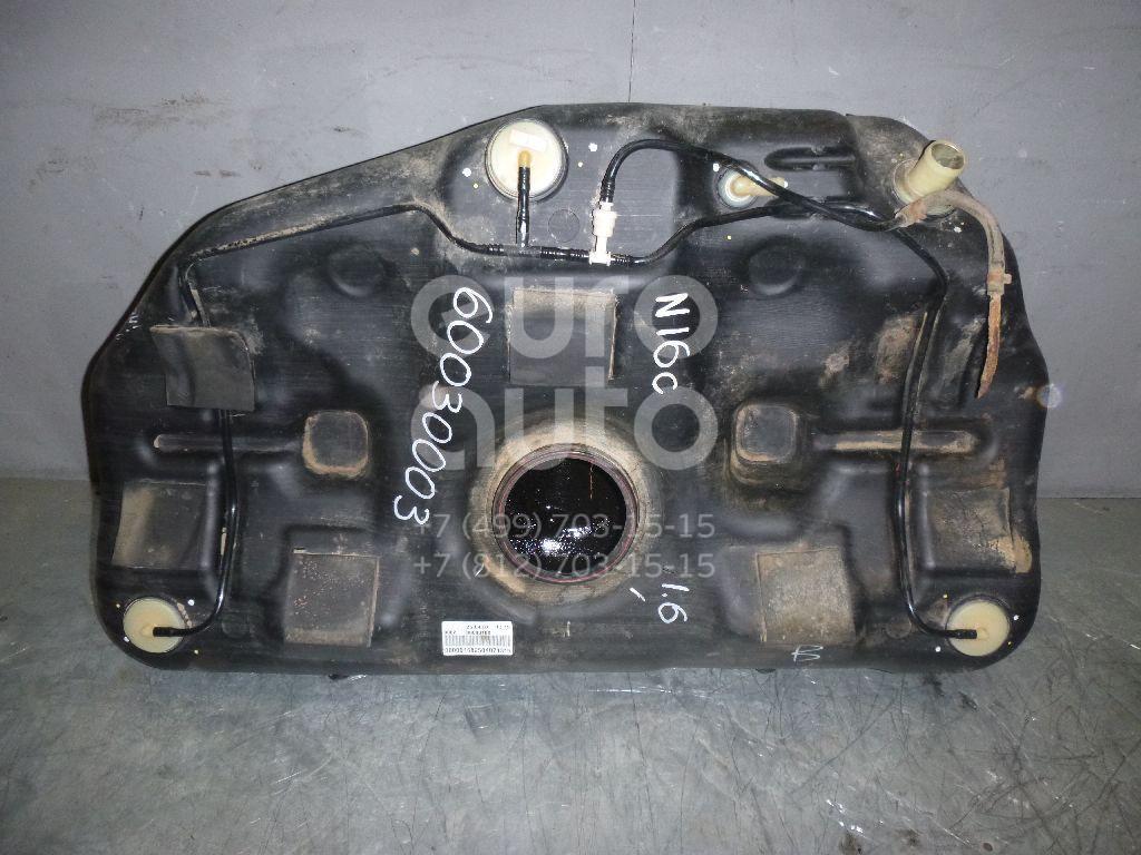 Бак топливный для Nissan Almera Classic (B10) 2006-2013 - Фото №1