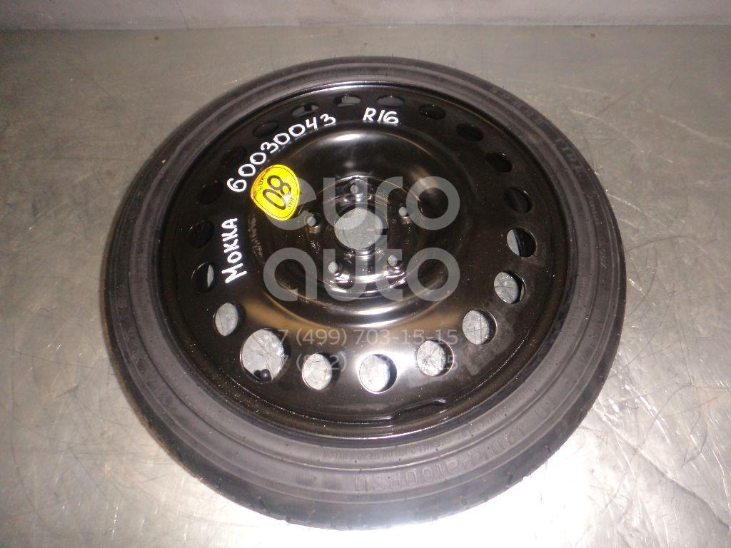 Диск запасного колеса (докатка) для Opel Mokka 2012> - Фото №1