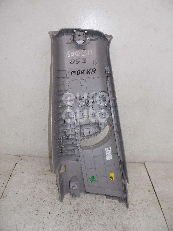 Обшивка стойки для Opel Mokka 2012> - Фото №1