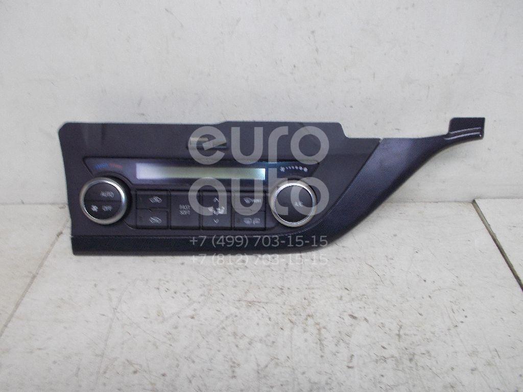 Блок управления климатической установкой для Toyota Auris E18 2012> - Фото №1
