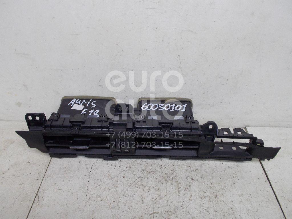 Дефлектор воздушный для Toyota Auris E18 2012> - Фото №1
